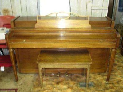 $800 Howard by Baldwin Piano (Jordan)