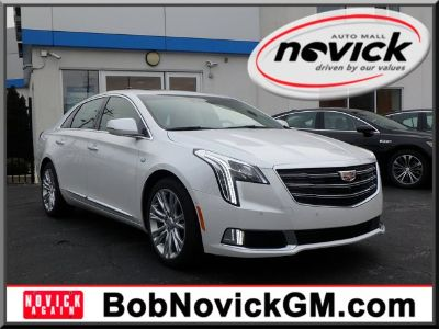 2019 Cadillac XTS Luxury Collection (Crystal White Tricoat)