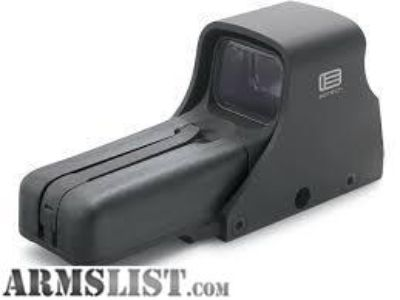For Sale: Red dot sight