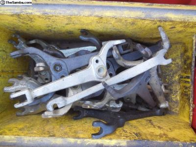 Porsche 911/912/914 clutch release fork