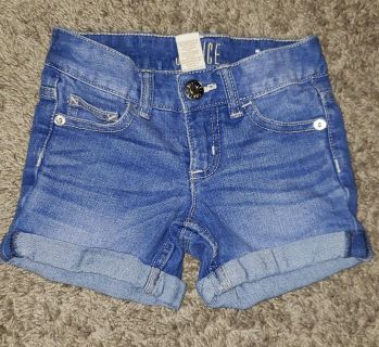 Justice Jean Shorts size 7 Slim
