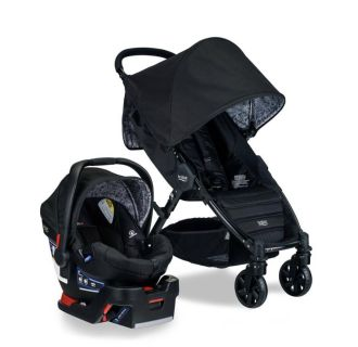 NEW!! Britax Pathway & B-Safe 35 Travel System in Sketch