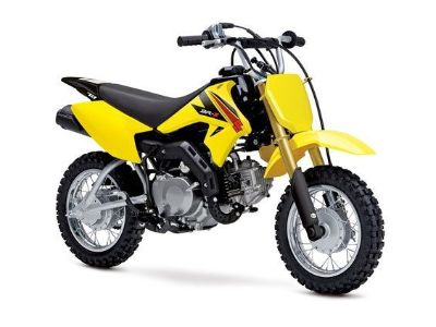 2017 Suzuki DR-Z70 Competition/Off Road Motorcycles Pelham, AL