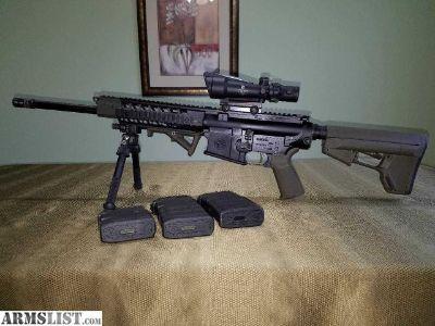 For Sale: Sig 716 patrol