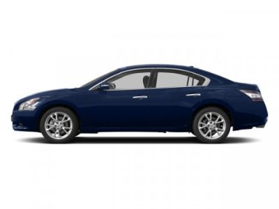 2014 Nissan Maxima 3.5 SV (Navy Blue Metallic)