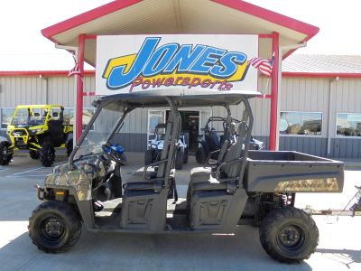 2013 Polaris Ranger Crew 800 EPS Side x Side Utility Vehicles Durant, OK