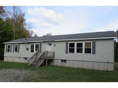 3 Bed 2 Bath Foreclosure Property in Saranac Lake, NY 12983 - Wallace Wood Ln