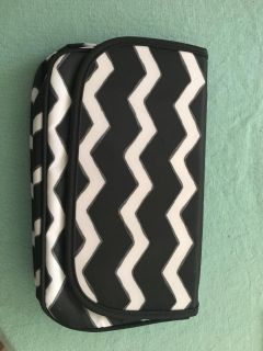 Thirty One cosmetic bag with mirror