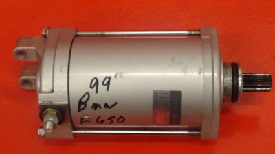 Purchase 1999 BMW F650 F 650 F SERIES STARTER MOTOR motorcycle in Tampa, Florida, US, for US $74.99