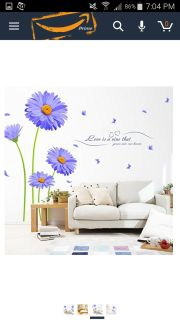 Brand new wall decal