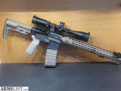 For Sale: 300 Blackout AR 15