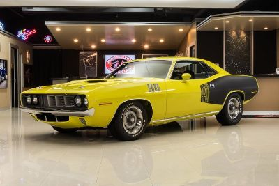 1971 Plymouth Cuda 440 Six Pack Tribute