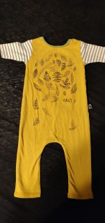 Rags to raches romper 6-12 month