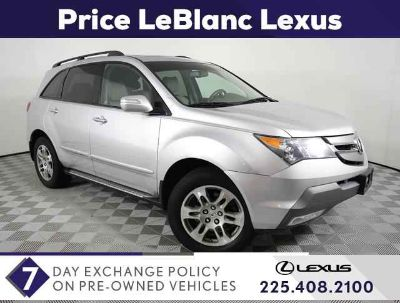 Used 2009 Acura MDX 4WD 4dr