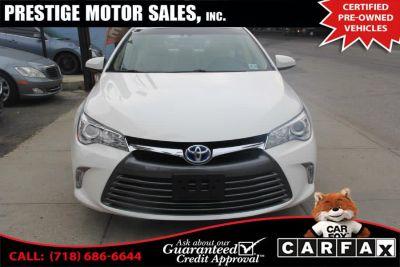 2015 Toyota Camry Hybrid 4dr Sdn XLE (Natl) (WHITE)