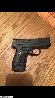 For Sale/Trade: Springfield XDS 45
