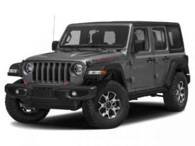2019 Jeep Wrangler Unlimited Rubicon (Sting Gray Clearcoat)