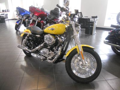 2017 Harley-Davidson 1200 Custom Cruiser Motorcycles Manassas, VA