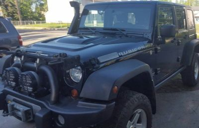 2008 JEEP WRANGLER UNLIMITED RUBICON LL