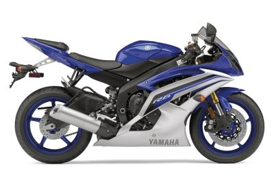 2016 Yamaha YZF-R6 SuperSport Motorcycles Ontario, CA