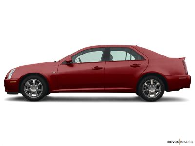 2005 Cadillac STS Base (Red Line)