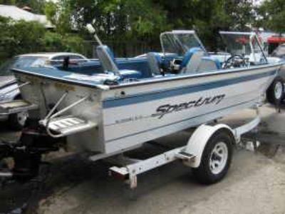 FISH AND SKI INBOARDOUTBOARD BOAT