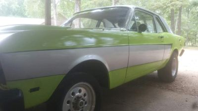 1968 Ford Falcon Project Drag Car