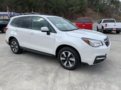 2018 Subaru Forester (WHI)