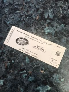 4 FREE tickets to the Manitoba Stampede