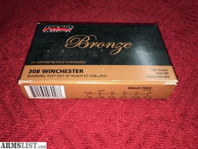 For Sale: 308 Winchester