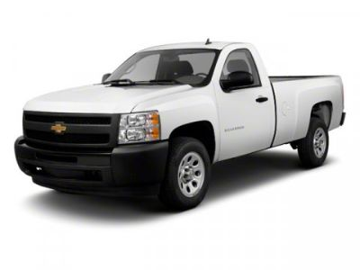 2011 Chevrolet Silverado 1500 Work Truck (Summit White)