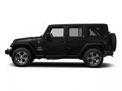 2016 Jeep Wrangler Unlimited Sahara (Black Clearcoat)