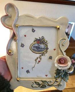 Clayworks blue sky picture frame