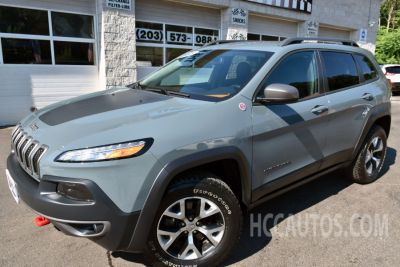 2015 Jeep Cherokee 4WD 4dr Trailhawk (Anvil Clearcoat)