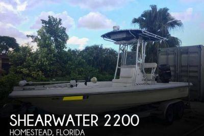 2004 Shearwater 2200