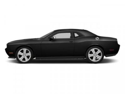 2013 Dodge Challenger R/T (Black)