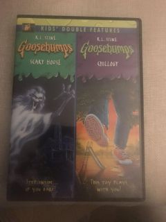 Goosebumps: Scary House & Chillogy
