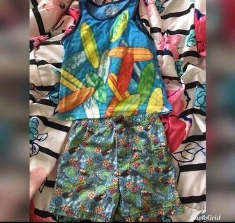 Boys Outfit Size 4t