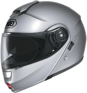 Purchase New Shoei Neo tec Neotec Helmet. Light Silver. Adult size Large L motorcycle in Catoosa, Oklahoma, US, for US $50.00