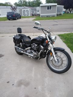 For sale or trade 2002 Yamaha vstar 650