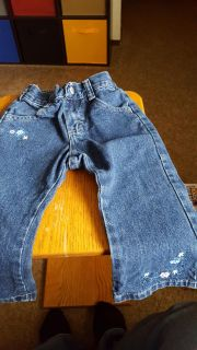 Toddler girl jeans size 2t