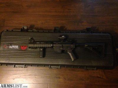 For Sale: Ruger AR556, CMMG 22LR