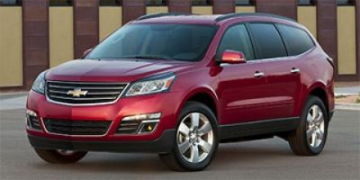 2017 Chevrolet Traverse LS (Tungsten Metallic)