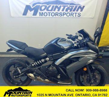 2014 Kawasaki Ninja 650 Sport Ontario, CA