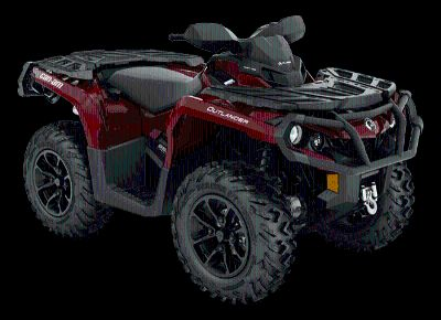 2018 Can-Am Outlander XT 650 Utility ATVs Honeyville, UT