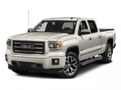 2015 GMC Sierra 1500 SLE (Quicksilver Metallic)