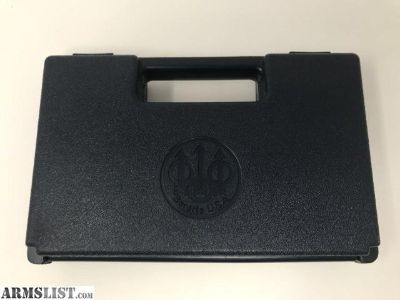 For Sale: USED ORIGINAL BERETTA 92 BOX IN VERY GOOD CONDITION.free shipping