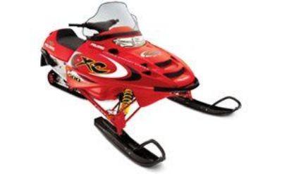 2002 Polaris Indy 500 XC SP Trail Sport Snowmobiles Eagle Bend, MN