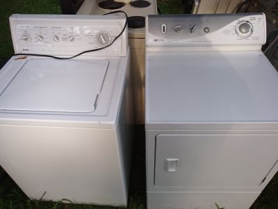Kenmore washer/Maytag dryer good working condition in Columbia.