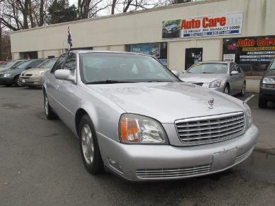 2002 Cadillac DeVille Base (silver)
